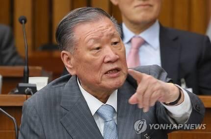 현대차그룹 정몽구 회장 [연합뉴스 자료사진]