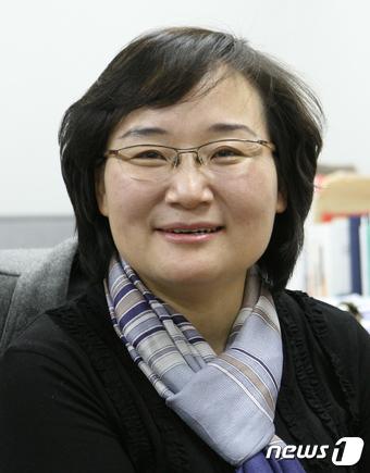 문미옥 더불어민주당 의원이 20일 신임 청와대 과학기술보좌관 내정자로 인선됐다. (뉴스1 DB) 2017.6.20/뉴스1