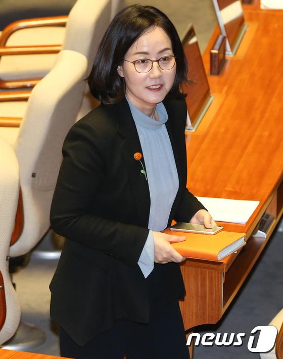 김현아 자유한국당 의원 /뉴스1 © News1 허경 기자