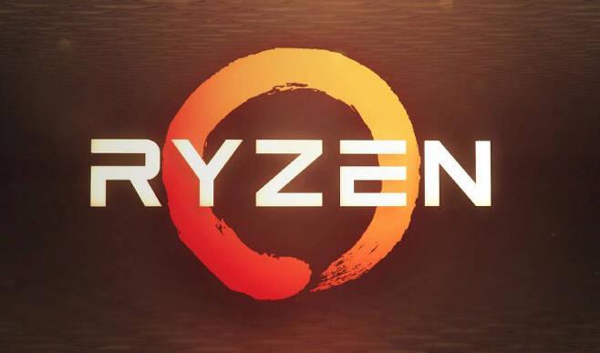 AMD 라이젠 로고