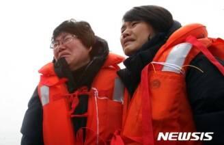 """""""세월호 인양에 왜 세금을""""..생명 앞에 '돈' 타령 눈살'"""