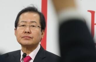 """세월호 미수습자 가족 """"홍준표 '망언' 대꾸할 가치없다""""'"""