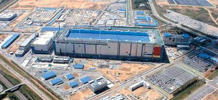 세계 최대 반도체 생산라인인 삼성전자 평택 반도체 공장. [사진 제공 = 삼성전자]