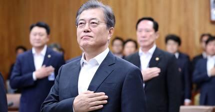 문재인 대통령 연합뉴스
