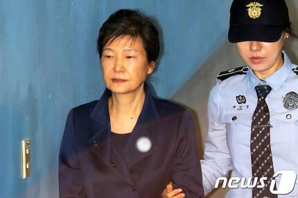 박근혜 전 대통령 © News1 민경석 기자