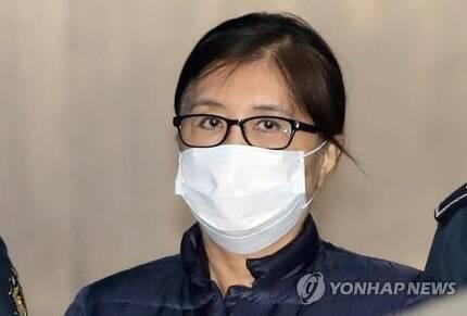 국정농단 사건의 핵심 인물인 최순실씨 [연합뉴스 자료사진]