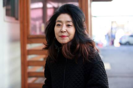 배우 김부선씨 (사진=연합뉴스)