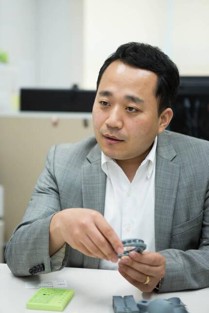 김남훈 UNIST 기계항공 및 원자력공학부 교수. [사진 울산과학기술원]