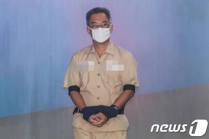 드루킹 김모씨. 2018.9.13/뉴스1 © News1 성동훈 기자