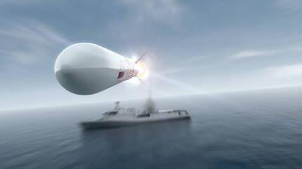 올해부터 영국해군에 전력화 된 시 셉터는 최신예 함대공 미사일로 손 꼽히고 있다 (사진=MBDA)