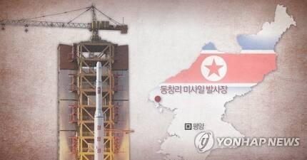 북한 동창리 미사일 발사장 복구 움직임 (PG) [정연주 제작] 사진합성·일러스트
