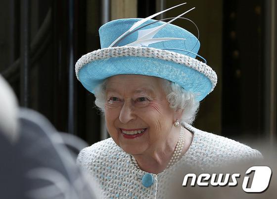 英 엘리자베스 2세 여왕. © AFP=뉴스1