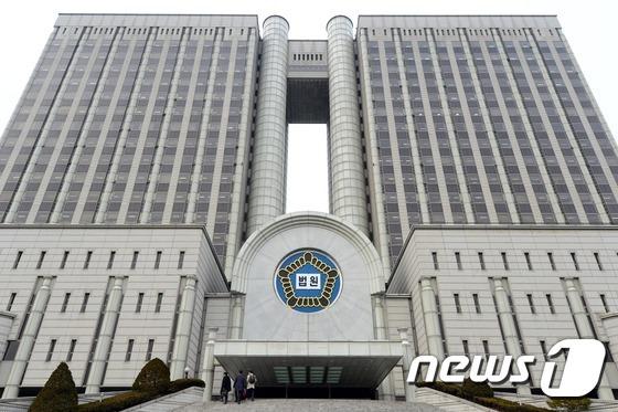 서울 서초동 서울고법. /뉴스1 © News1