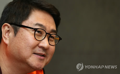 이석우 다음카카오 전대표 <<연합뉴스 자료사진>>