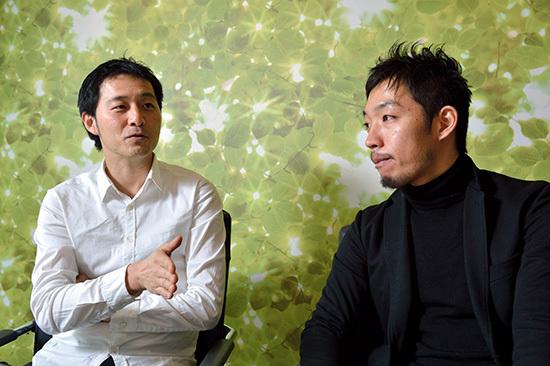 ⓒ시사IN 조남진 : 구도 게이 씨(왼쪽)와 니시다 료스케 씨는 <무업 사회>에서 실업률 이면의 청년 무업자들을 분석했다.