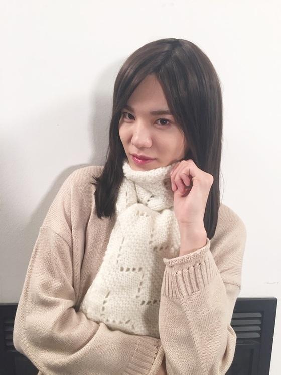 인피니트 성종이 여장한 모습이 공개됐다. © News1star / tvN