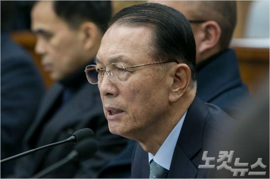 김기춘 전 대통령비서실장