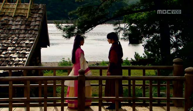 © MBC드라마 《김수로》 화면캡쳐