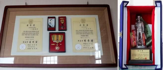윤세민(88)씨는 오랜 공직 경험과 제주 4·3 사건의 두려움을 통해 국가에 반대할 수 없다는 생의 믿음을 갖게 됐다. 여러 차례 그에게 훈장을 주었던 국가는 그의 말년을 송두리째 흔들어놓았다.