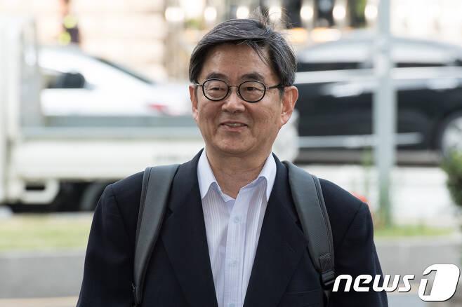안경환 법무부 장관 후보자 © News1 이승배 기자