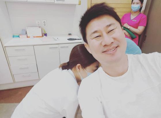 [사진 남희석 인스타그램]