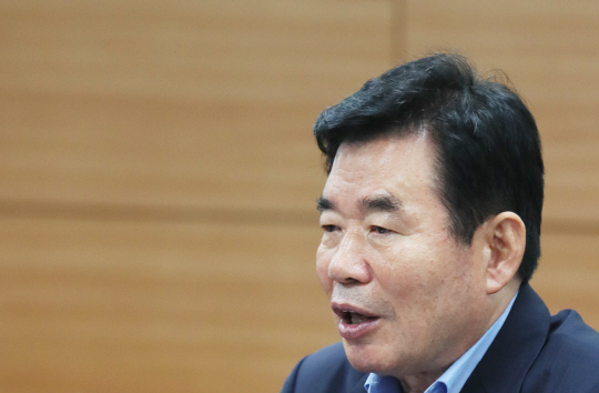 김진표 더불어민주당 의원. /연합뉴스
