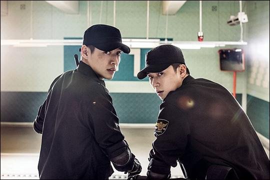 배우 박서준, 강하늘 주연의 '청년경찰'이 여름 극장가 복병으로 떠올랐다.ⓒ롯데엔터테인먼트