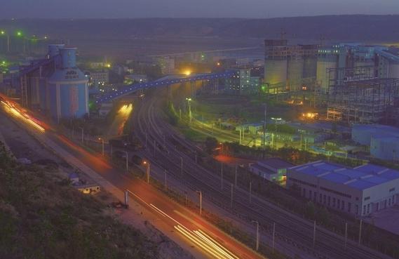 선화가 보유한 석탄 생산 시설./사진=선화