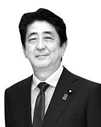 아베 신조 일본 총리[중앙포토]