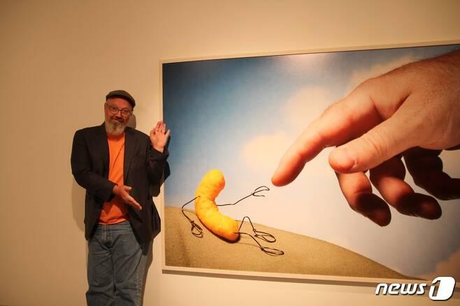 테리 보더. (사비나미술관 제공) © News1