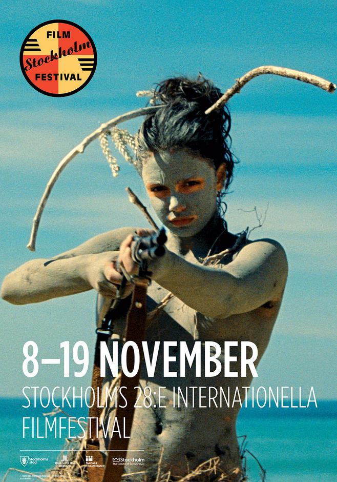 11월8일 개막한 제28회 스톡홀름 국제영화제 포스터