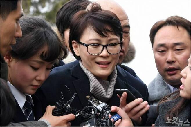 윤전추 전 청와대 행정관 (사진=박종민 기자/자료사진)