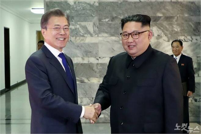 2차 남북정상회담 (사진=청와대 제공)
