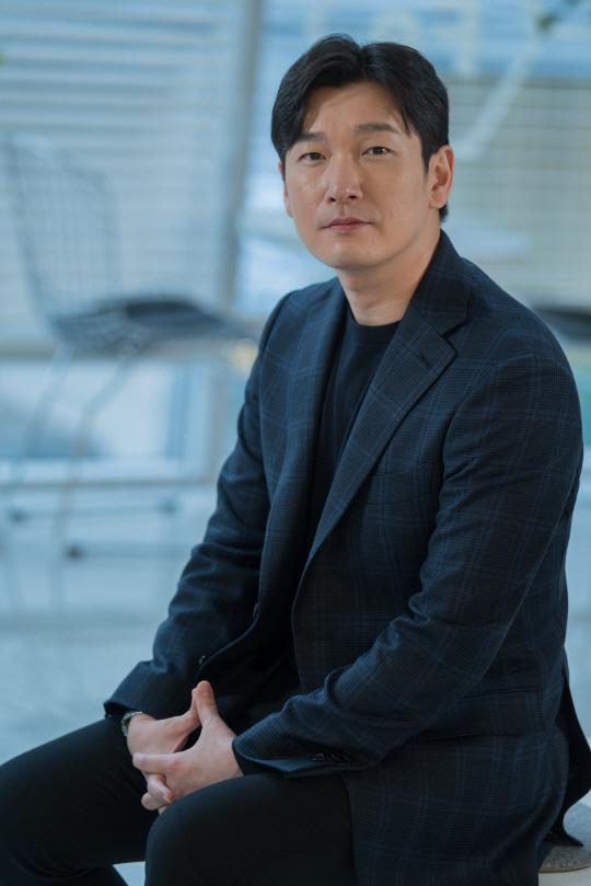진부함을 지양, 새로움을 추구하는 배우 조승우. 제공| 메가박스 플러스엠