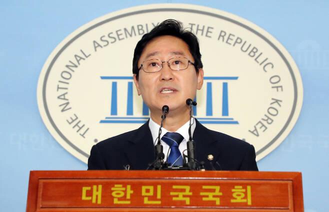 박범계 더불어민주당 의원 (사진=연합뉴스)