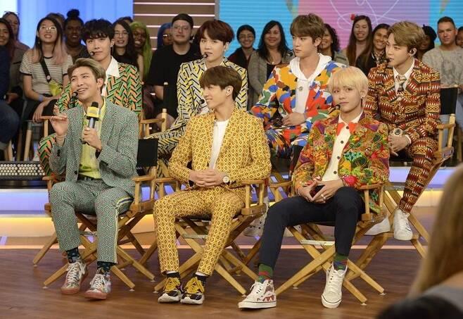 그룹 방탄소년단 앨범이 3장 연속으로 5주 동안 빌보드 200에 이름을 올렸다. (사진=빅히트엔터테인먼트 제공)