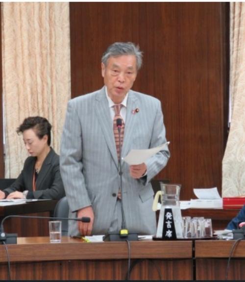 고쿠타 게이지 중의원 의원(일본공산당 소속)이 14일 일본 중의원 외무위에서 대법의 강제징용 피해자 배상판결이 1965년 한·일 청구권협정과는 무관함을 알리고 있다. 고쿠타 게이지 의원 홈페이지