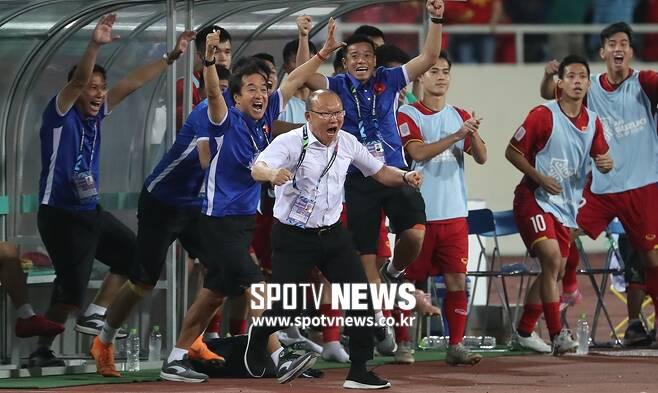 ▲ 스즈키컵은 구상대로 이어지고 있다. 말레이시아를 꺾고 조 1위로 4강에 진출하겠다는 1차 목표는 이룬 상황이다. ⓒ한희재 기자