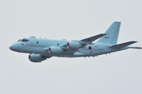 일본 해상자위대의 P-1 초계기. 가와사키중공업이 개발한 일본제 초계기다. 위키피디아