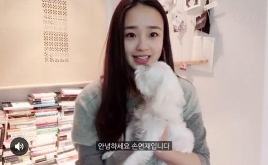손연재 유튜브 채널 영상 캡처