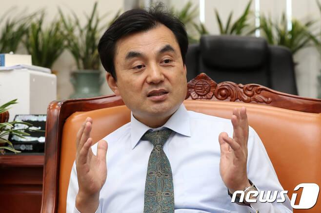 안규백 국회 국방위원장© News1 민경석 기자
