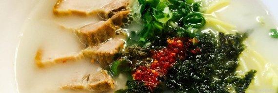 가시아방(서귀포시 성산읍 고성리)의 돔베고기(위)와 고기국수 /사진=제주관광공사