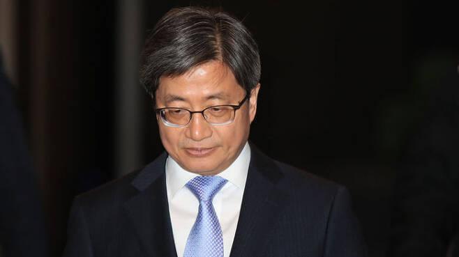 김명수 대법원장