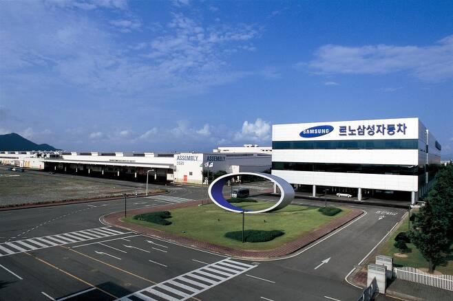 르노삼성 부산공장 전경. (뉴스1 DB) © 뉴스1