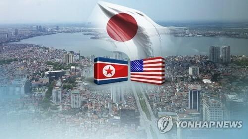 日 북미정상회담 앞두고 속앓이?…재팬 패싱 우려 (CG) [연합뉴스TV 제공]
