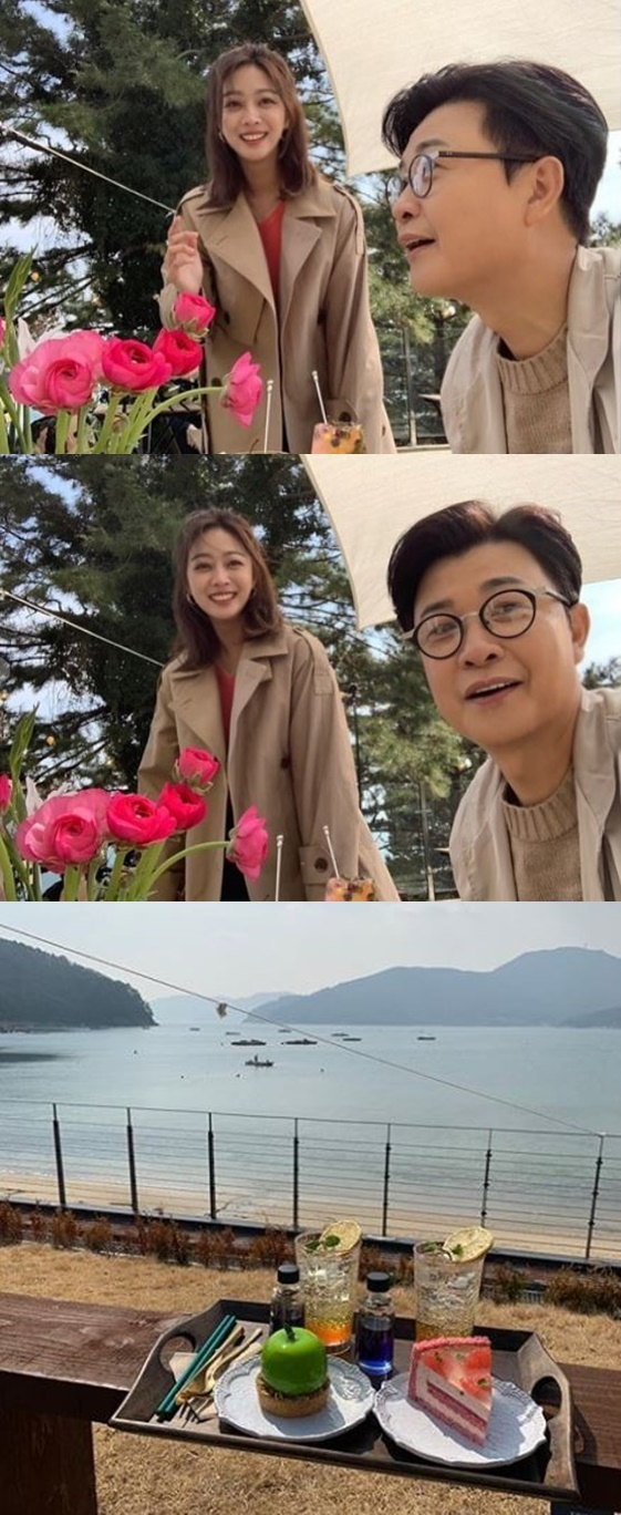 조보아 김성주