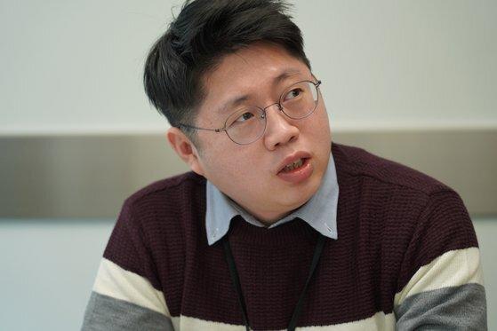 김대원 슈피겐코리아 아마존 영업팀장. 사진 김대원 폴인 에디터