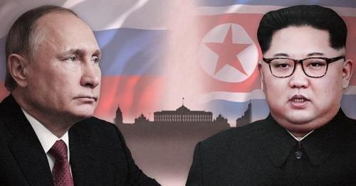 김정은 북한 국무위원장이 블라디미르 푸틴 러시아 대통령과 만나 북러정상회담을 갖는다. 전일 러시아 크렘린궁 대변인은 오는 24일 북·러 정상이 오는 24일 극동지역에서 정상회담을 개최할 가능성이 크다고 말했다. / 사진=연합뉴스
