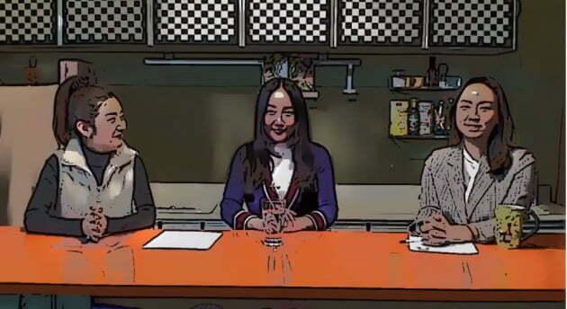 낸시랭의 모이라 TV /사진=낸시랭 유튜브 채널, 인스타그램 캡쳐
