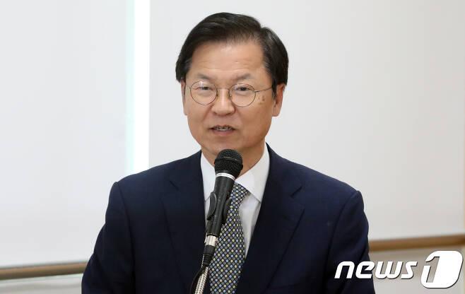 천정배  민주평화당 의원.  © News1 남성진 기자